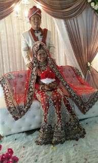 Bridal Lengha Ghagara