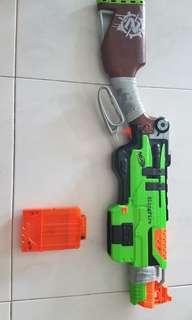 Nerf slingfire,no darts included