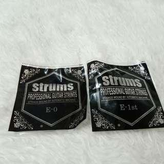 String For Acoustic #0,1,2,3 available.