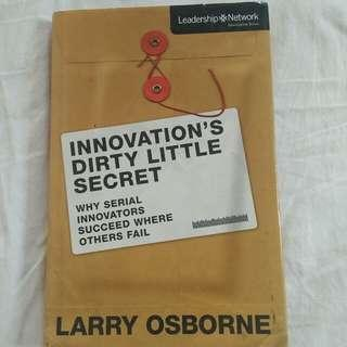 Innovation Business book