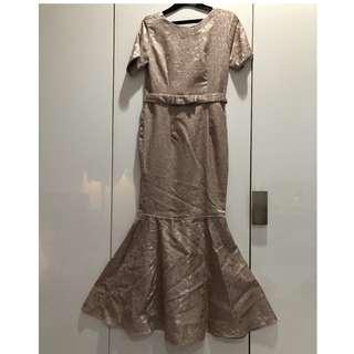 Dress Formal / Pesta Mermaid