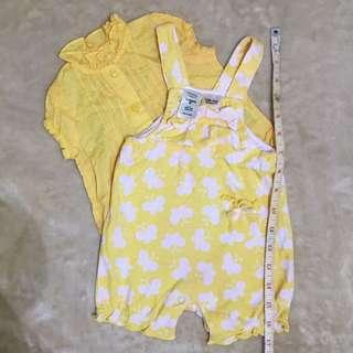 Baby Jumper with Inner Top