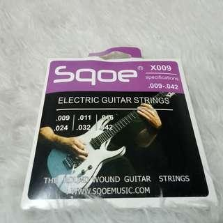 Sqoe Electric String.