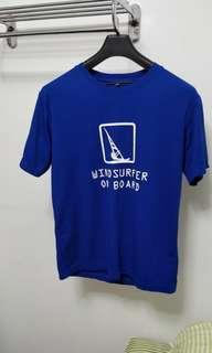 🚚 Nus windsurfing camp t shirt