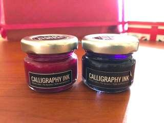 TCC calligraphy inks