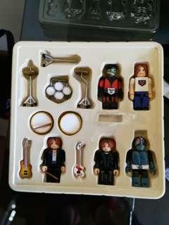 Kubrick Lego Style Figures