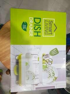 Dish washer rack