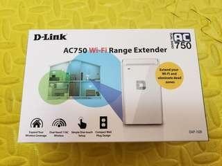 D-Link AC750 Wifi Range Extender