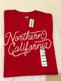 Old Navy - Red Small