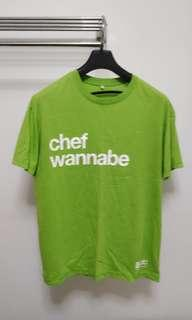 🚚 Chef wannabe t shirt from asian food channel
