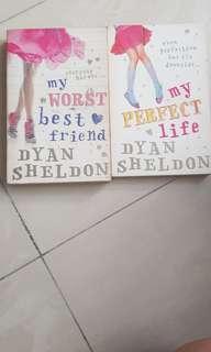 DYAN sheldon Series