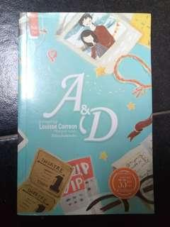 A&D by Louisse Carreon