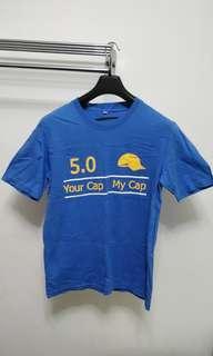 🚚 Nus cap 5.0 shirt