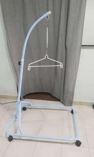Baby Spring Cot (Blue)