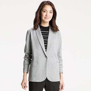 Uniqlo Cotton Blazer UV jacket XS