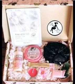 [Valentine 2019 Collection] Pink Gift Box Set 2