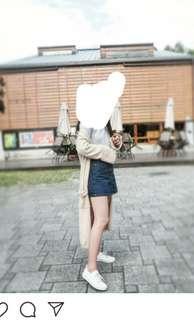 🚚 長板針織外套