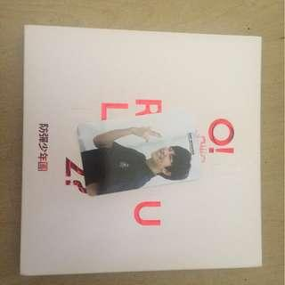BTS O!RUL8,2? WITH POSTER