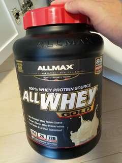 AllMax Whey Protein