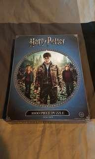 Harry Potter Jigsaw Puzzle