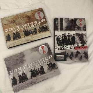 DMUMT Albums