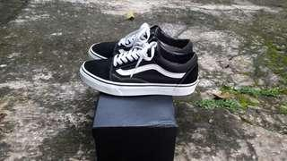 Vans clasic oldskol black and white  Original