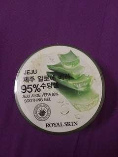 ALOE VERA GEL ROYAL SKIN ALTHEA ORIGINAL KOREA