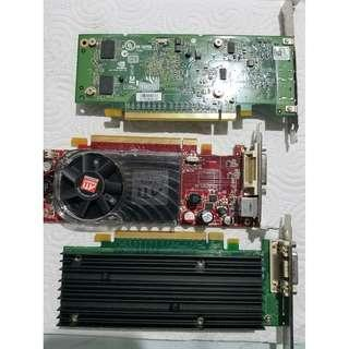 Take all 3 Graphics video card