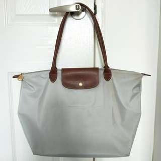 Longchamp Bag L (Pearl colour)