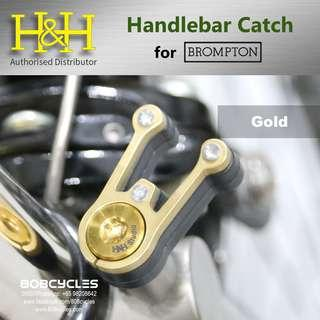 🚚 H&H Handlebar Catch for Bromptons