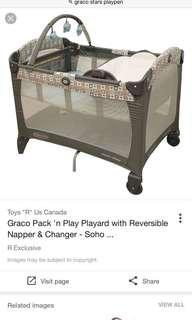 Graco Pack N Play play pen