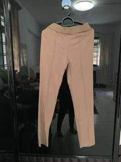 🚚 brown slacks/trousers