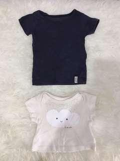 Cotton On Baby Tee h&m baby shirt