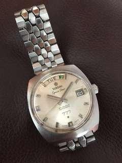 ((New Year Sales!) TITONY 1960's  Vintage Mechanical Winding Wrist Watch