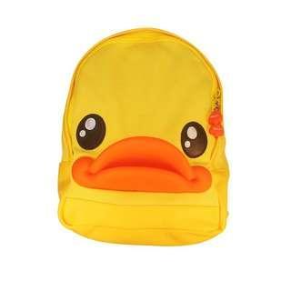 B duck 3d小朋友背囊