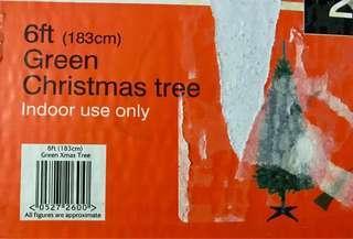 BRAND NEW BOXED - 6ft Xmas Tree