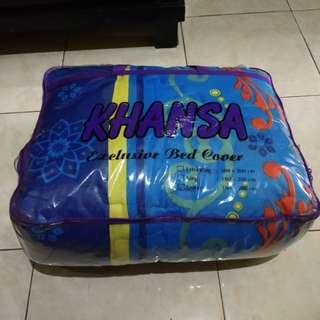 Khansa exclusive bed cover