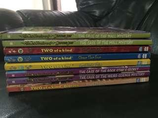Mary Kate and Ashley Book Set
