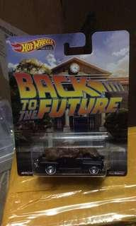 hotwheels back to the future ford