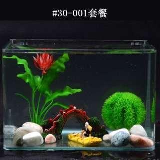 🚚 魚缸水族箱