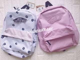 🇺🇸🇬🇧直送  Vans backpack 背囊 書包 袋 bag(現貨)