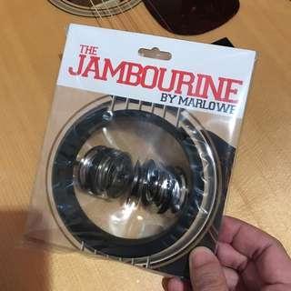 The Jambourine by marlowe 在結他上的搖鈴