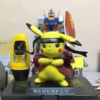 Pokemon x Naruto Pikachu Sage Mode loose