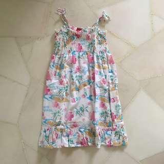 🚚 summer/floral dress