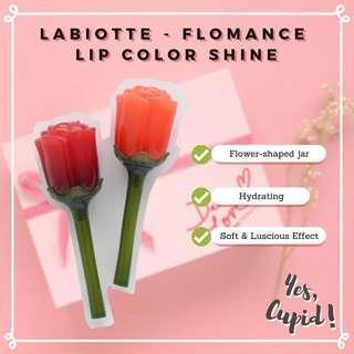 Labiotte Flomance Lip Color Shine - RD02 Amaryllis