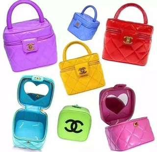 CHANEL PRE-LOVED BAG COLLECTION