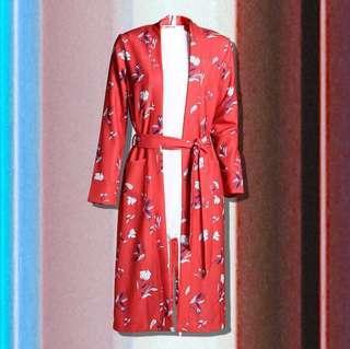 Penshoppe Floral Printed Kimono