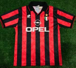 Authentic Ac Milan Player Issue jersey jersi