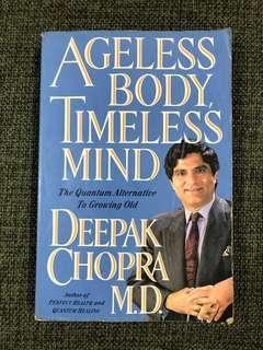 🚚 Deepak Chopra : Ageless Body Timeless Mind