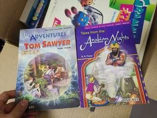 英文故事書 20蚊兩本 兒童學英文